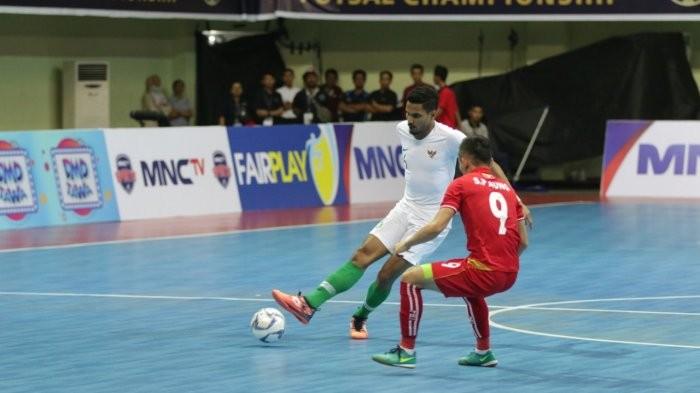 AFF MNC Futsal Championship 2018 - nalar.id