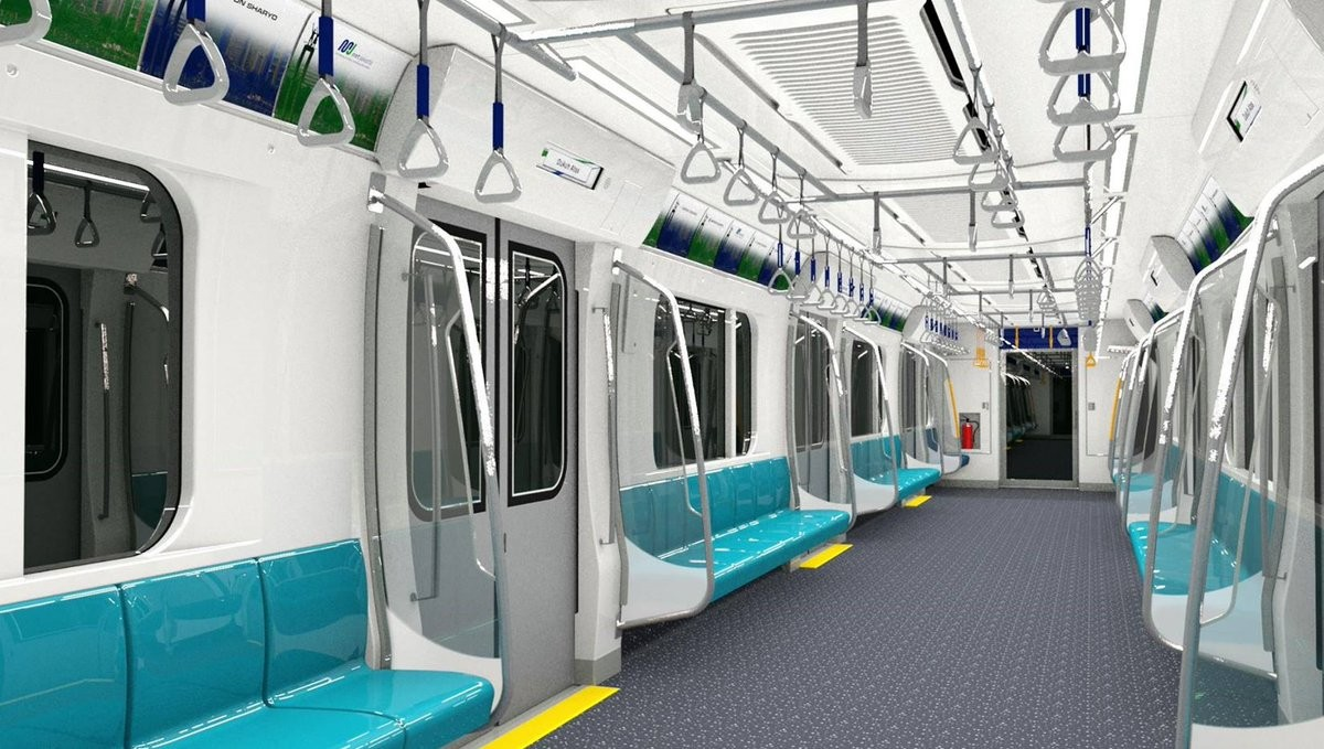 desain interior MRT Jakarta - nalar.id