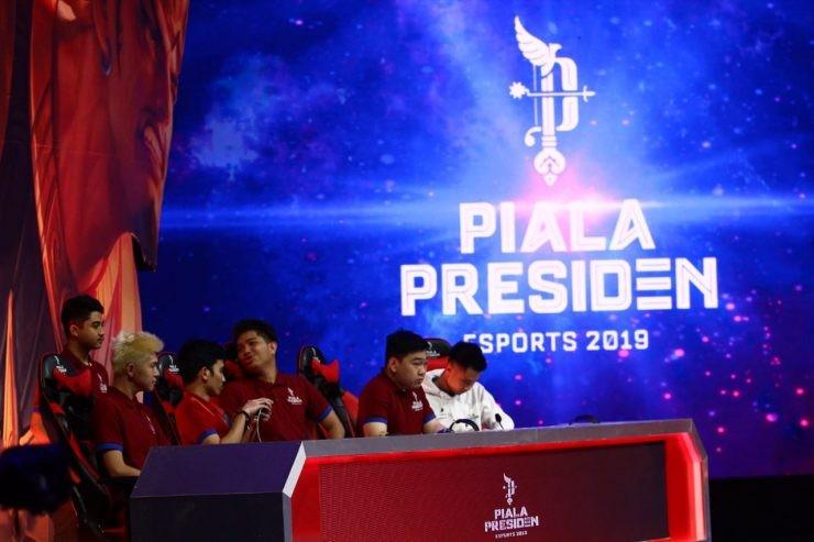 'Piala Presiden eSports 2019 - nalar.id