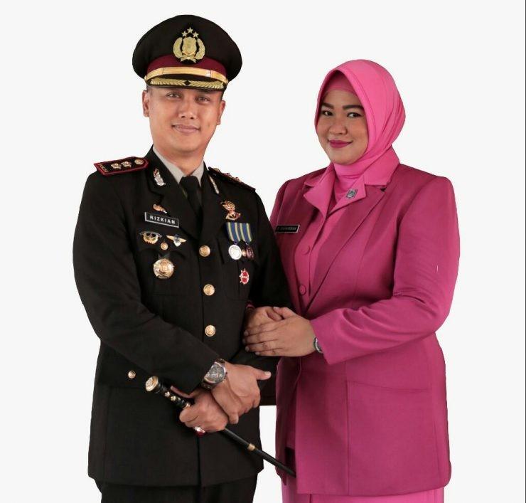 Kapolres Aceh Utara AKBP Ian Rizkian Milyardin - nalar.id
