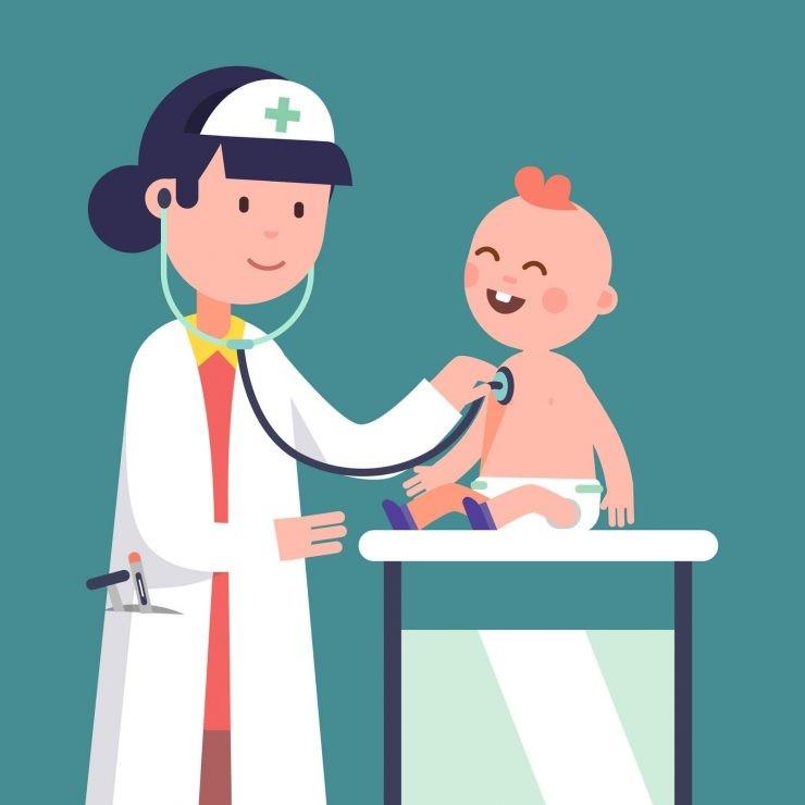 ilustrasi dokter - nalar.id