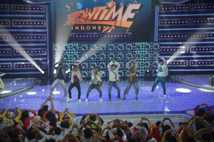 peserta It's ShowTime Indonesia di MNCTV - nalar.id