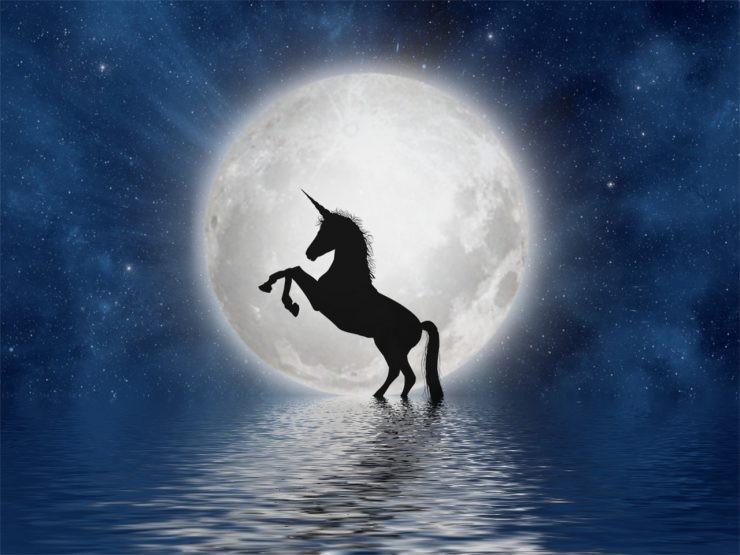 ilustrasi unicorn - nalar.id