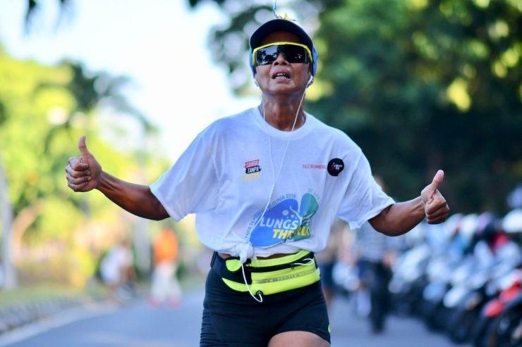 Denpasar Lungs on The Run 4 - nalar.id
