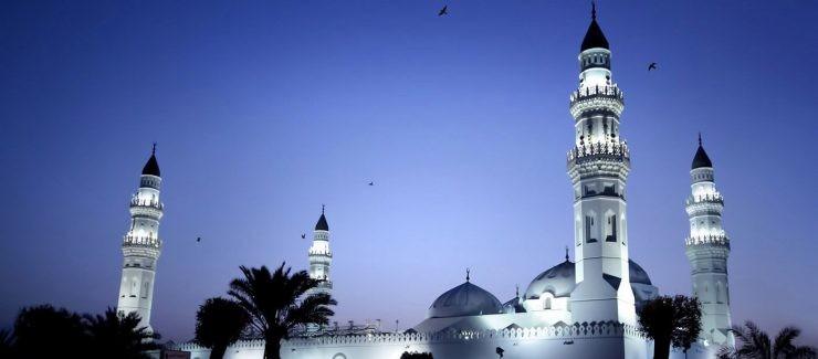 ilustrasi Masjid Boroko - nalar.id