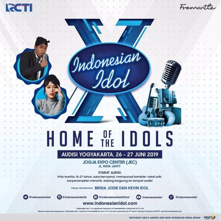 Indonesian Idol 2019 - nalar.id