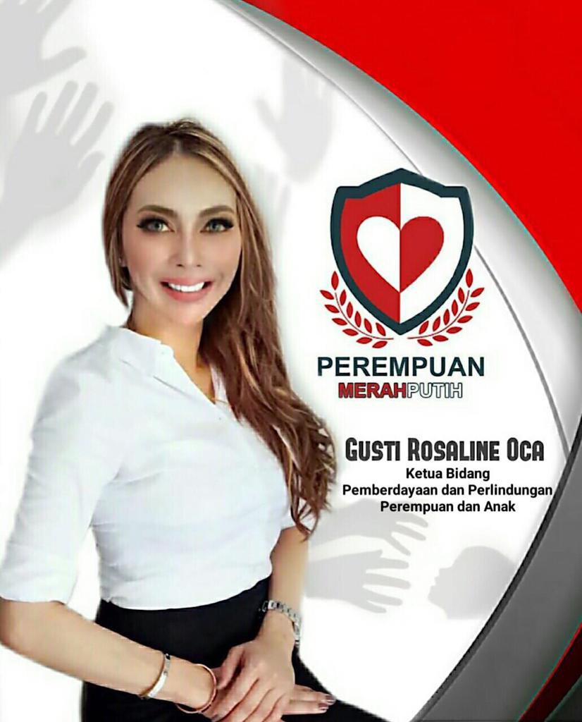 Gusti Rosalina Oca - nalar.id