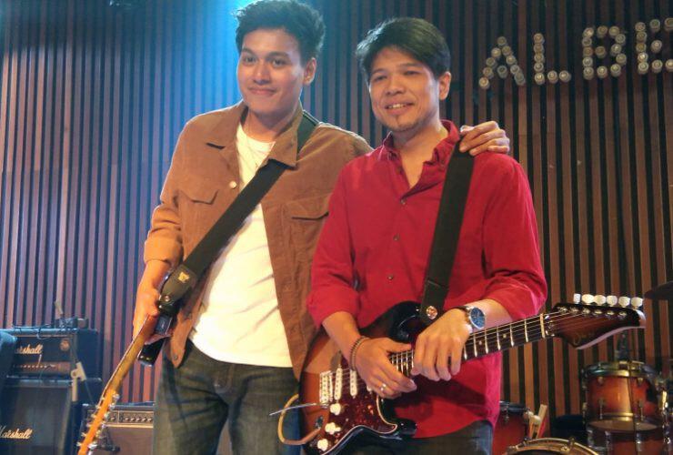 Rendy Pandugo dan Baim - Nalar.id