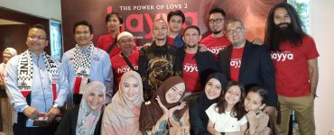 'The Power of Love 2: Hayya' - nalar.id