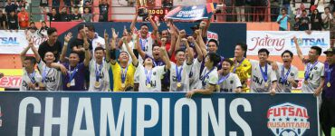 Liga Futsal Nusantara 2019 - nalar.id