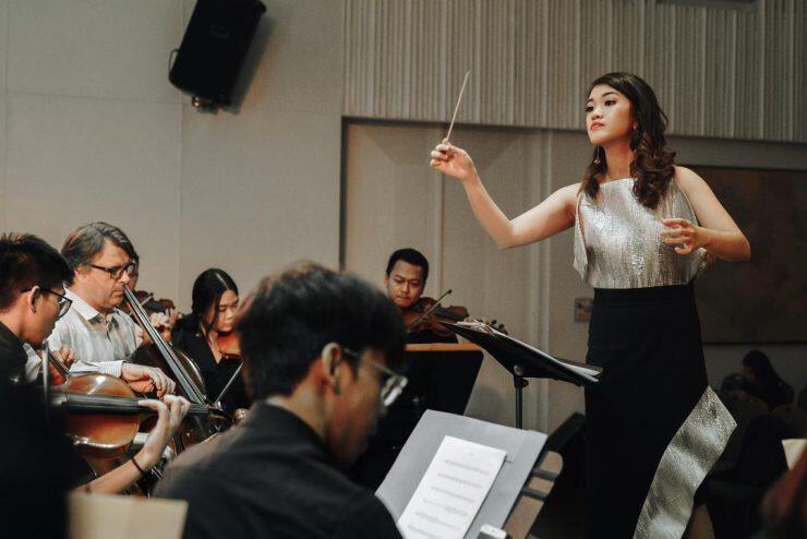 konduktor Chikita Amanda - nalar.id