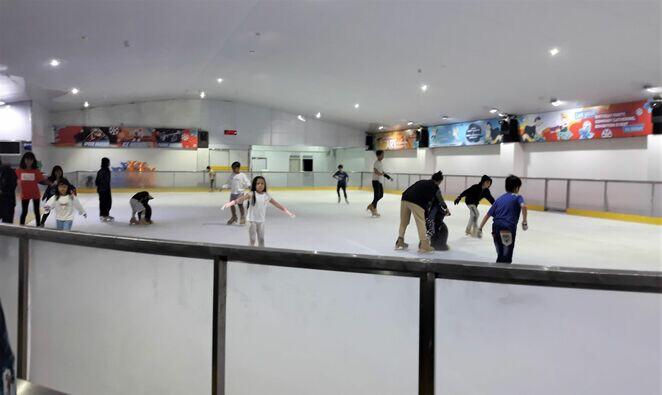 Bali Ice Skating Arena Bali - nalar.id