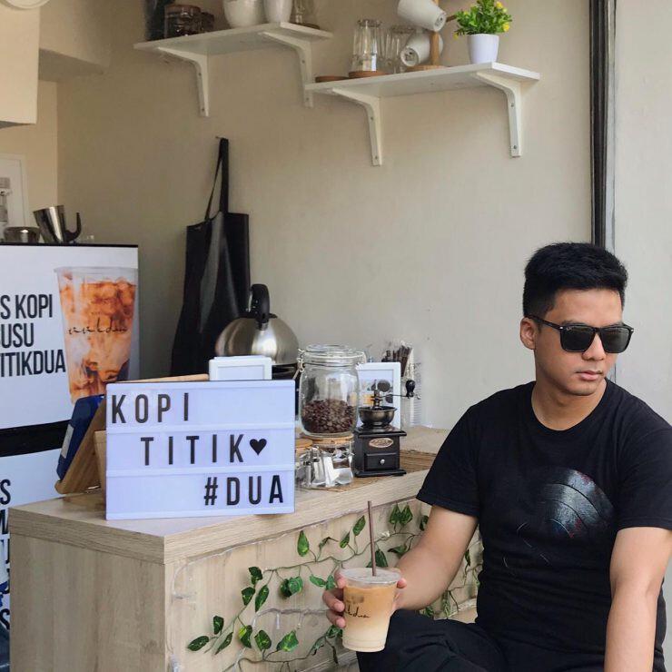 Faizal Hermiansyah Kopi Titik Dua - nalar.id