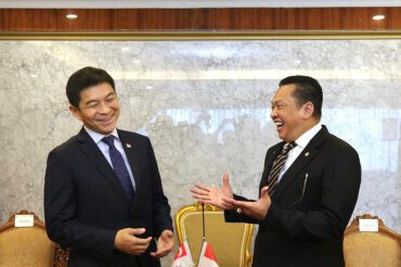 Ketua Parlemen Singapura - nalar.id
