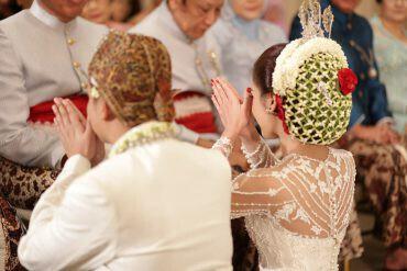 Ilustrasi pernikahan - nalar.id