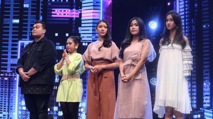 showcase 1 Indonesian Idol 2019 - nalar.id