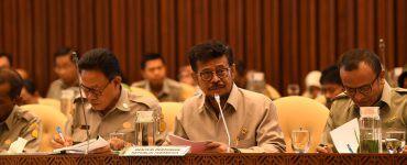Menteri Pertanian (Mentan) Syahrul Yasin Limpo - nalar.id