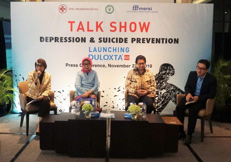 Kenali Tingkat Depresi dan Pencegahan Bunuh Diri - nalar.id
