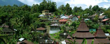 Desa di Sumbar - nalar.id