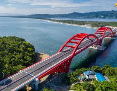 Jembatan Holtekamp Papua - nalar.id