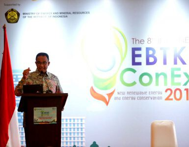 'The 8th Indo EBTKE ConEx 2019 - nalar.id