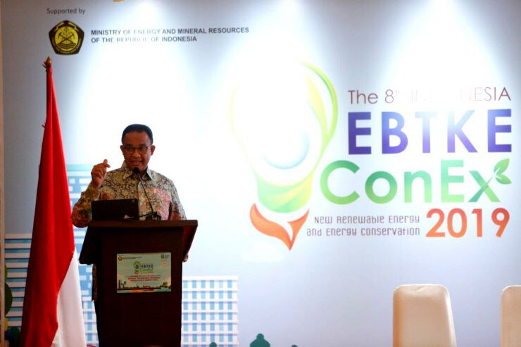 'The 8th Indo EBTKE ConEx 2019 - nalar.id