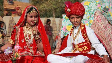 ilustrasi pernikahan anak - nalar.id