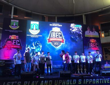 Mobile Legend Banten Esports Competition (IBEC) - nalar.id
