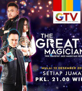 The Great Magician GTV - nalar.id