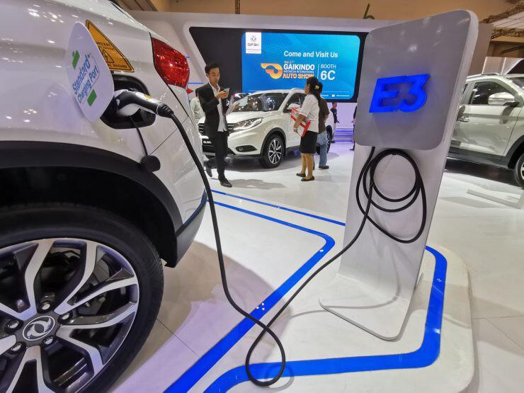 kendaraan listrik - nalar.id