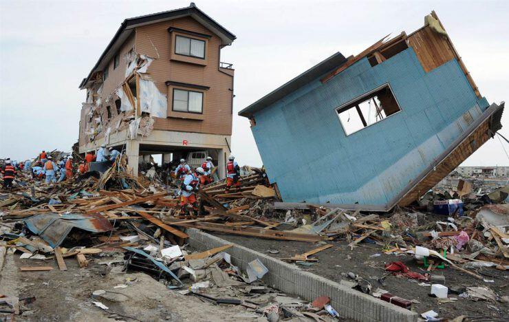 ilustrasi bencana alam - nalar.id