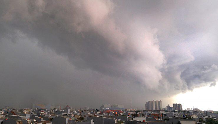 ilustrasi cuaca ekstrem - nalar.id