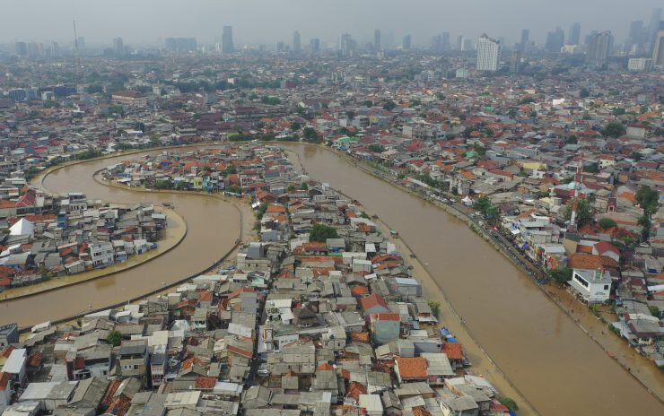 Banjir Jakarta - nalar.id