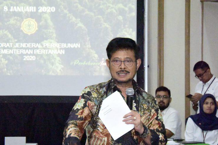 Mentan Syahrul Yasin Limpo - nalar.id