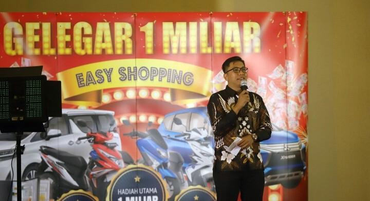 Gelegar 1 Miliar Easy Shopping - nalar.id