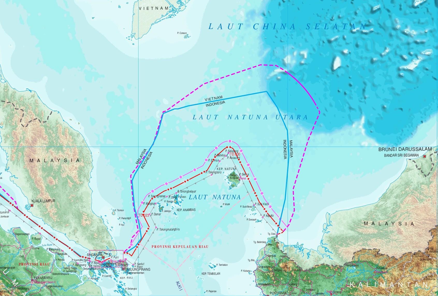 laut natuna utara - nalar.id