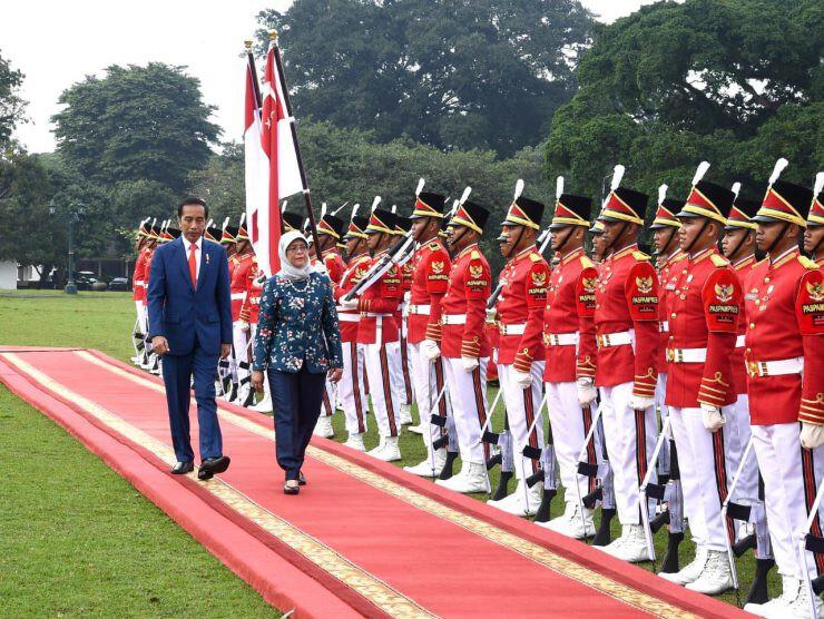 presiden Singapura - nalar.id