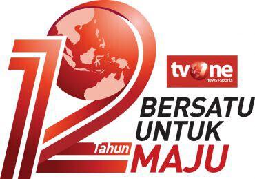 Logo 12 tvOne - nalar.id