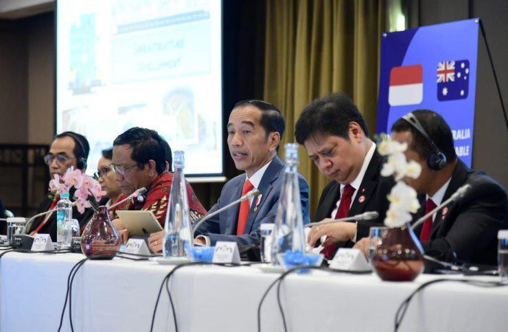 Forum bisnis Indonesia-Australia - nalar.id