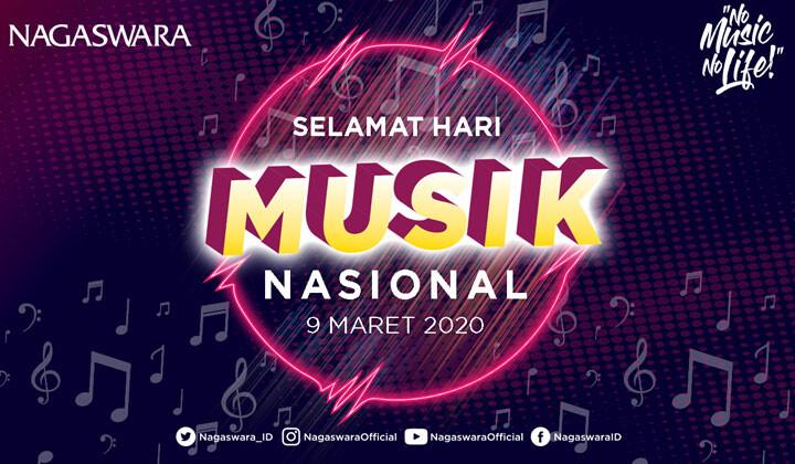 Hari Musik Nasional 2020 - nalar.id