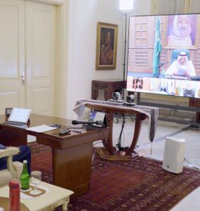 Pertemuan Jokowi G20 - nalar.id