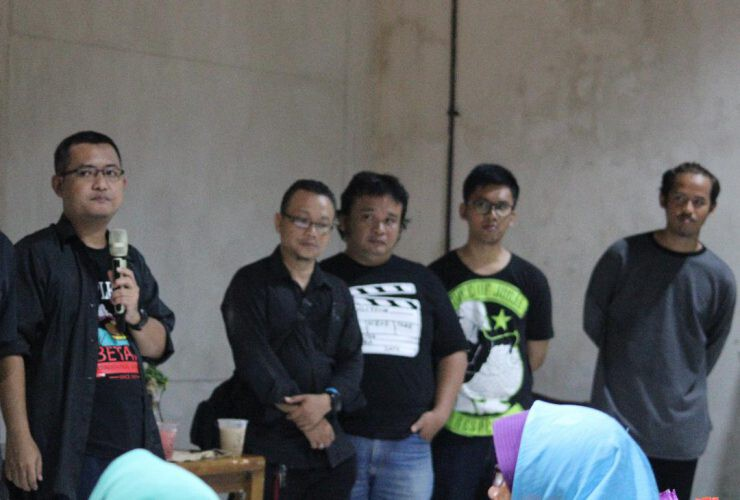 Roadshow film pendek Dimas - nalar.id