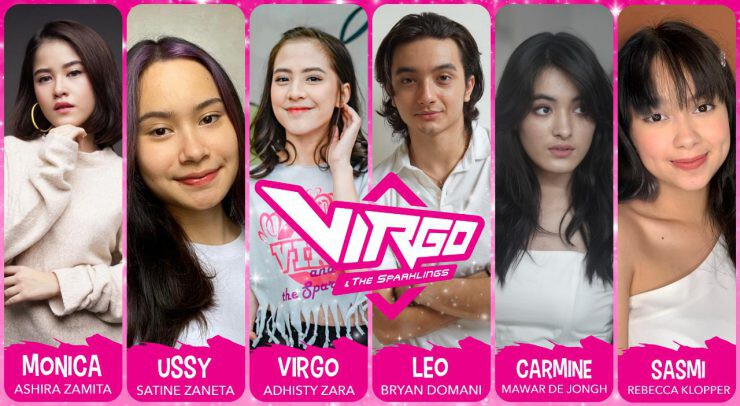 Film Virgo and The Sparklings - nalar.id