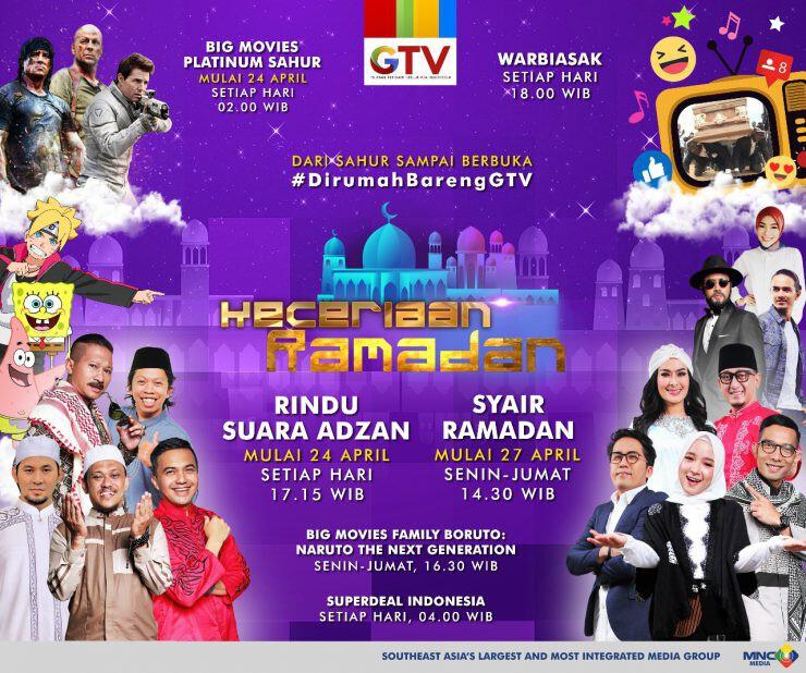 Program Ramadan GTV - nalar.id