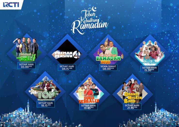 Program Ramadan RCTI 2020 - nalar.id