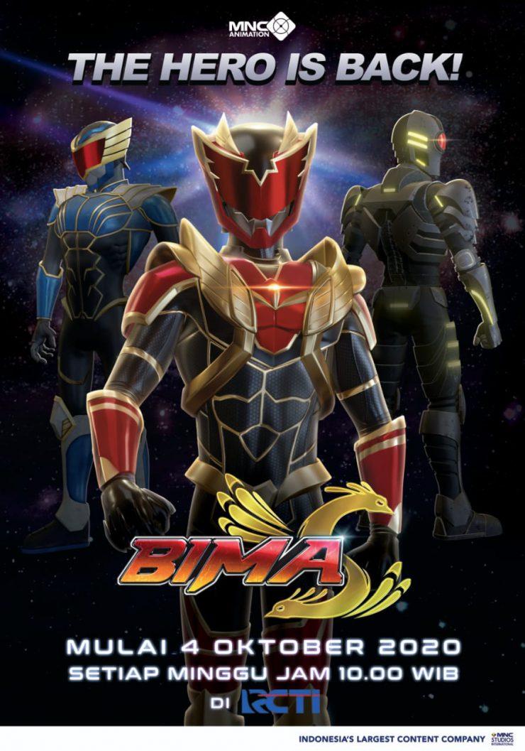 Dinanti Fanbase Superhero Indonesia, Ini Fakta BIMA S – Nalar.ID