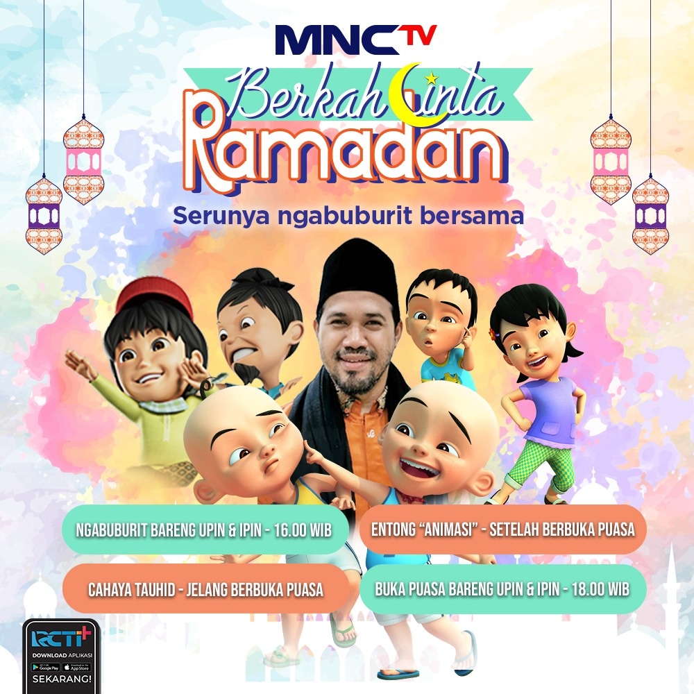 20 Program Spesial MNCTV Selama Ramadhan 20 – Nalar.ID